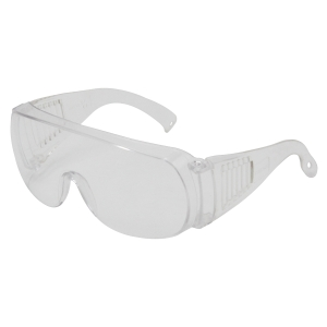 Armour Up Over Specs Clear Lens