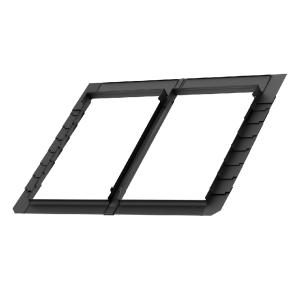 """Velux Coupled Slate Flashing 780 x 1398, 100mm Gap Ekl MK08 0021E"""""""