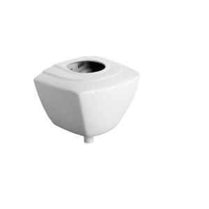 Armitage Mura Auto Cistern 4.5L No Cover White S620001