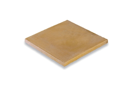 Bradstone Peak Smooth Buff Paving Slab 600x600x35mm