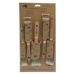 Eco Ezee 5 Brush Paint Set 1in / 2 x 1.5in / 2in / 1.5in (Sash)