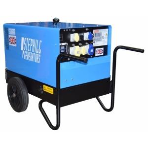 Generator 6Kva Silenced Diesel