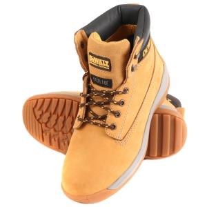 DeWalt Apprentice Safety Boots Honey