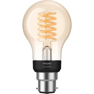 Philips 929002241001 Hue LED Filament A60 Lamp B22