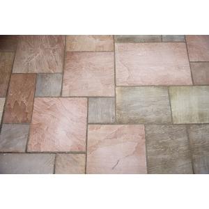 Bradstone Natural Sandstone Patio Pack Buff Mix 15.84m2
