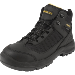 Stanley Quebec Waterproof Safety Boots Black