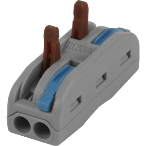 Spring VUEP138 10 in Line Spring Lever Connectors