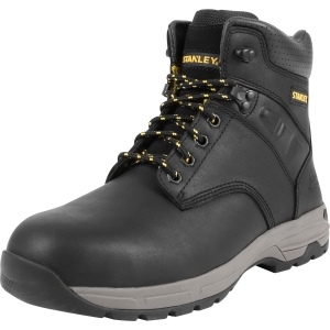 Stanley Impact Safety Boots Black