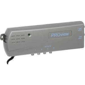 Proception Satellite Distribution Amplifier 4 Way with Return