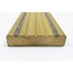 Gripsure Decking Ex 125 x 32 x 3000mm Pack Size of 5 Peices