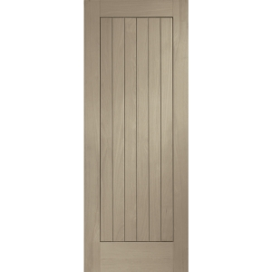 Internal Fully Finished Suffolk Door (Crema Stain)