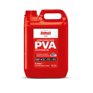 UniBond Super PVA Glue 5L