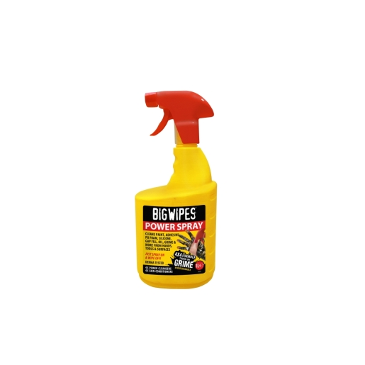 Big Wipes 4 x 4 Power Spray 1L