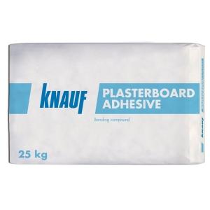Knauf Multi Purpose Gypsum Based Drywall Plasterboard Adhesive 25kg