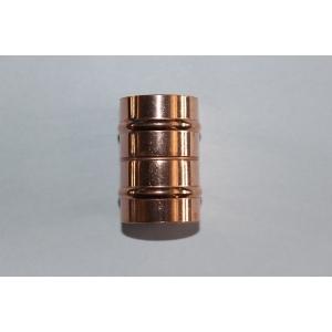 Solder Ring Fitting P1 15 x 15 mm Straight Coupler
