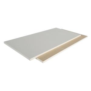 British Gypsum Gyproc WallBoard Square Edge 1800mm x 900mm x 12.5mm