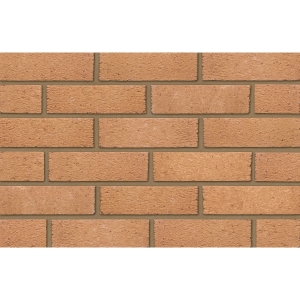 Ibstock Brick Aldridge Anglian Buff Multi Rustic 65mm - Pack Of 316