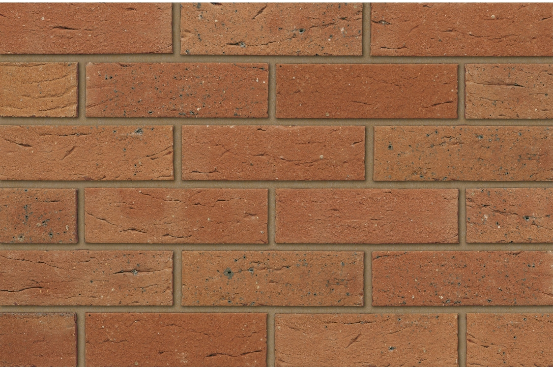 Ibstock Brick Cattybrook Brunswick Farmhouse Mixed - Pack Of 500
