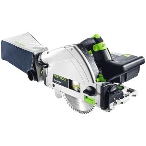 Festool 575688 TSC55 REBI-PLUS-SCA LITHIUM-ION Cordless Plunge Saw