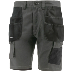 Caterpillar Classic Fit Shorts Grey