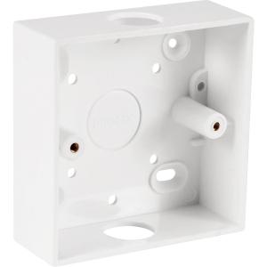 Ced PVC Conduit Pattress 1 Gang 32mm