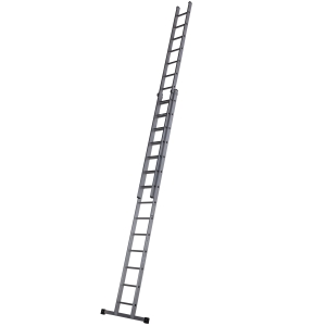 Youngman 2 Section Trade 200 Ladder 4.25m-7.44m