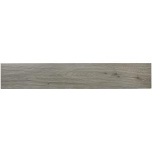 Greyson Beige Glazed Porcelain Wall and Floor Tile 150 x 900mm Pack of 8
