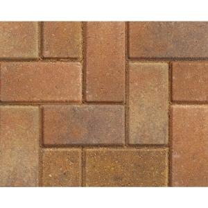 Marshalls Keyblok Bracken Concrete Block Paving 200mm x 100mm x 60mm - Pack of 404