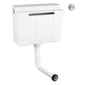 Grohe Adagio Dual Flush Cistern Side Entry 39054000