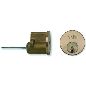 Yale 2 Keyed Cylinder Chrome P1109 Ch