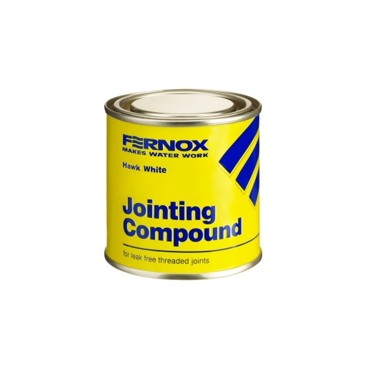 Fernox Hawk White Jointing Compound 200g