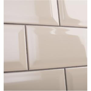 Johnson Tiles Bevel Brick Gloss
