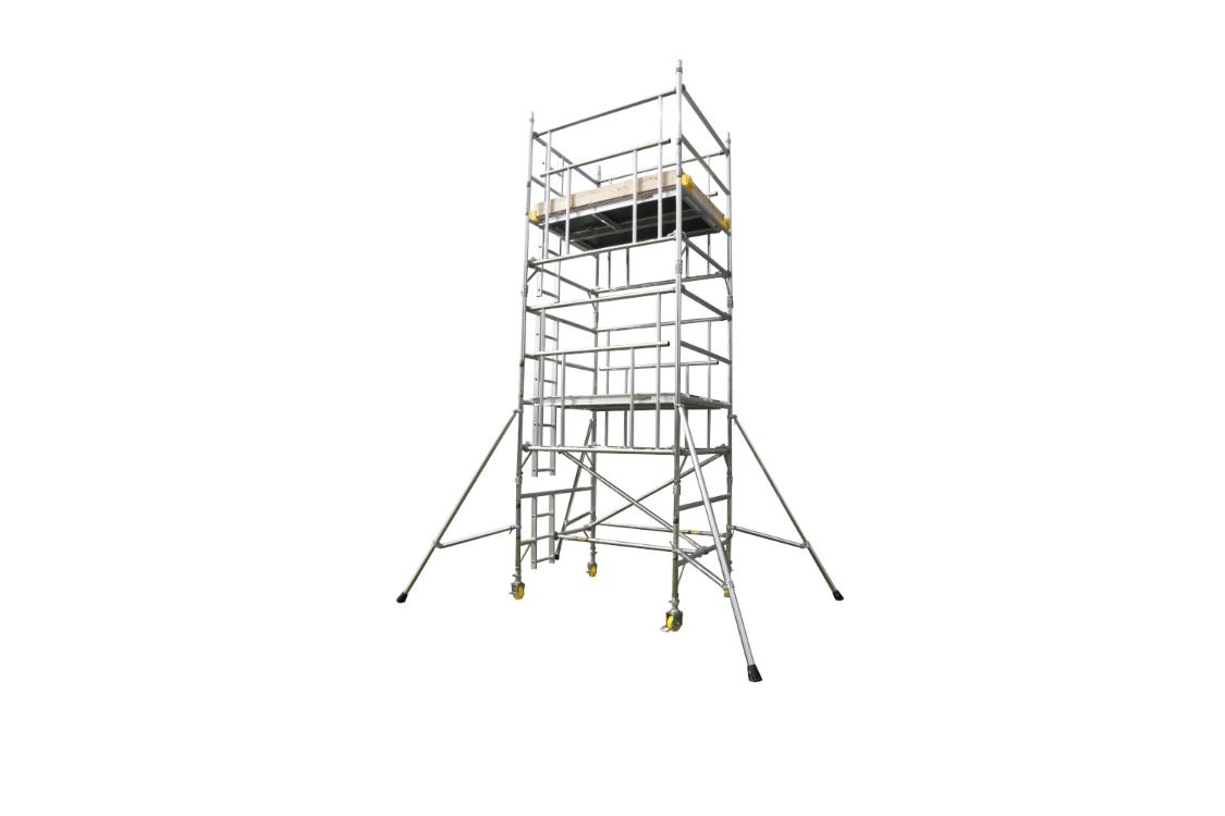 Alloy Tower .85 x 1.8 x 6.7m Agr