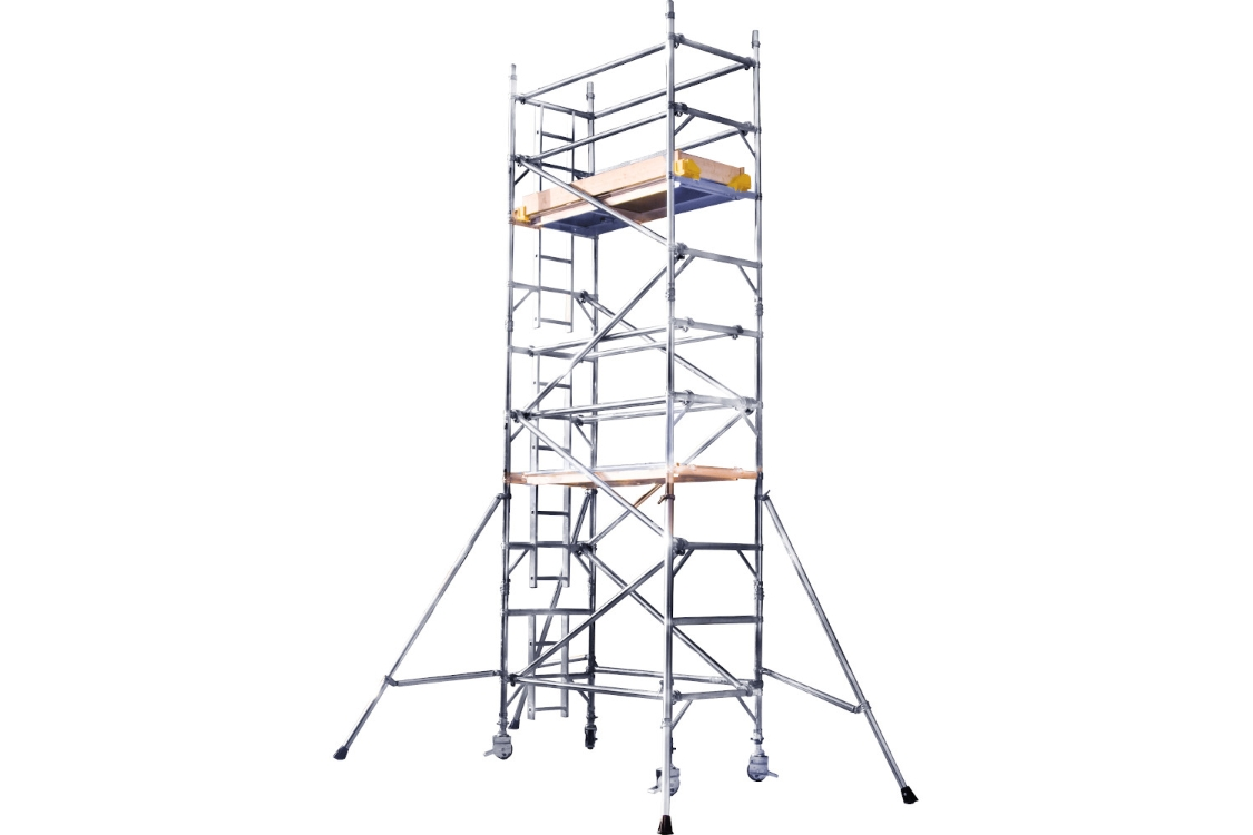 Alloy Tower .85 x 1.8 x 6.2m 3T