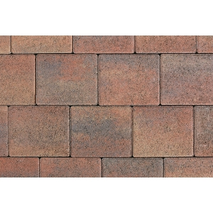 Tobermore Shannon Duo Block Paving in Heather - Two sizes in one pack. 13.86m2 coverage