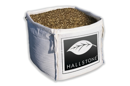 Hallstone Hardwood Play Chips Bulk Bag 0.6m³
