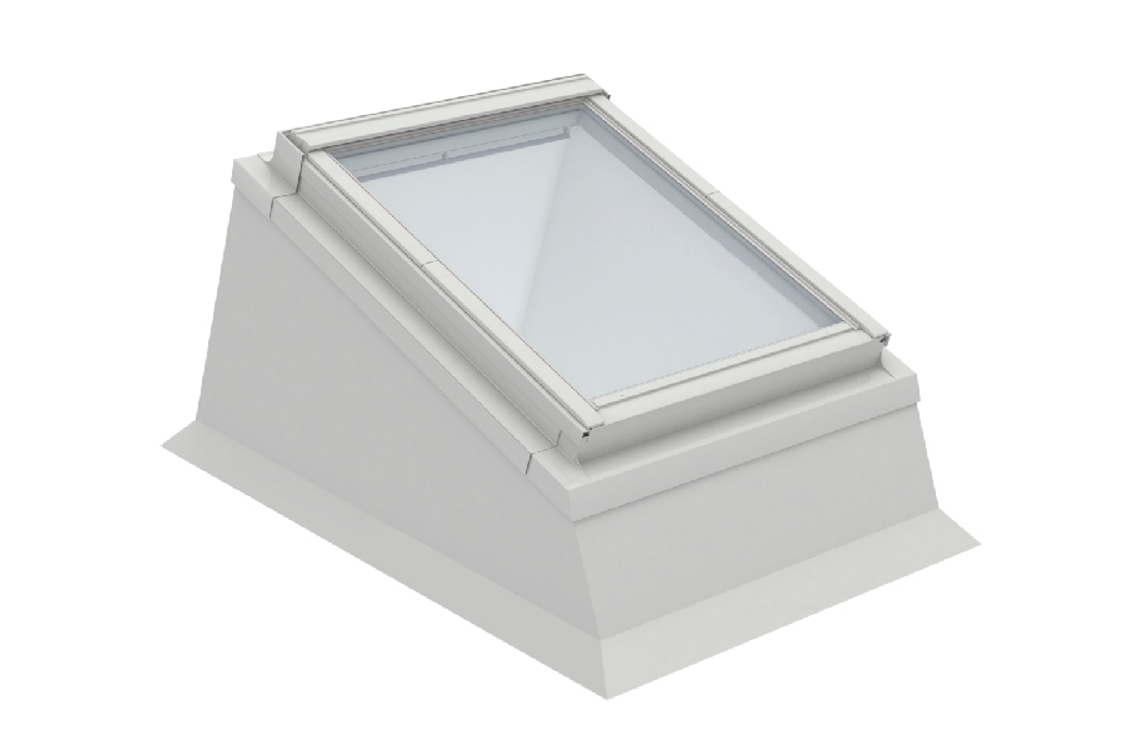 Velux Flat Roof Insulated Wooden Kerb 114 x 118 Ecx SK06 0000T