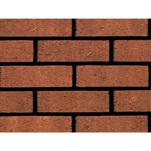 Ibstock Brick Aldridge Anglian Red Rustic 73mm - Pack Of 292/332