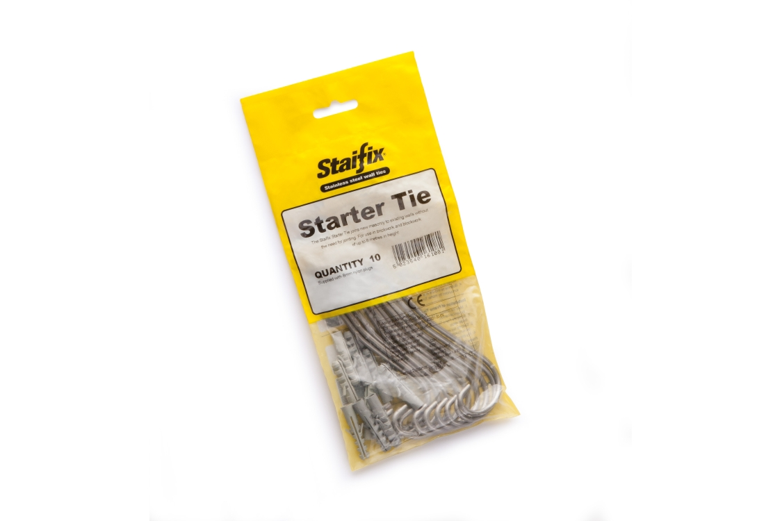 Staifix Starter Tie 135mm Bag of 10