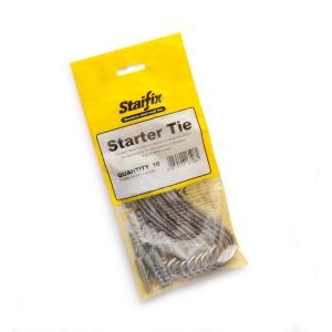 Staifix Starter Tie 135mm Bag of 10