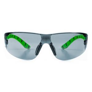 Armour Up Wraparound Safety Glasses Smoked Lens