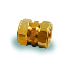 Compression Straight Coupling Fitting 22mm