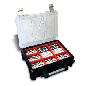 Reisser Cutter Screw 7PC Box Chunky Case