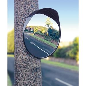 Streetwize SWSM2 Convex Blind Spot Mirror 400mm