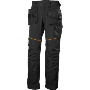 Helly Hansen Chelsea Evolution Construction Trousers Black Regular