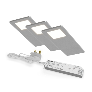 Sensio SE11190PSK3 Astro Under Cabinet 3 Light Kit Correlated Colour Temperature