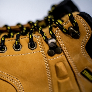 Stanley Impact Safety Boots Brown