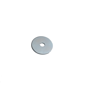 4TRADE Penny Washer M6 x 30 Bright Zinc Plated Pack of 50