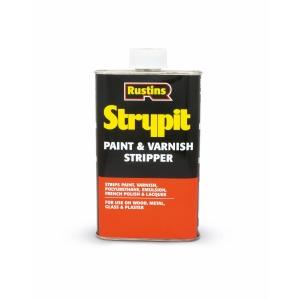 Strypit Paint & Varnish Stripper 1L