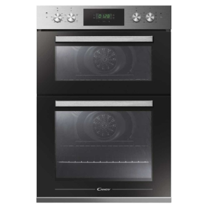 Candy Integrated Tower Double Oven Stainless Steel - FCT9D815X